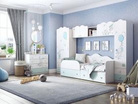 Мебель для детской комнаты Бонни