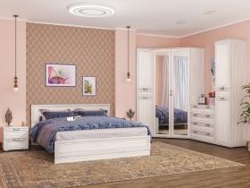 Модульная спальня Бьянка Дополнительная комплектация