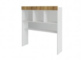 Надстройка для стола письменного Юнга НД 1040.1 ШхВхГ 1040х1110х266 мм