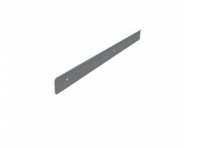 Планка торцевая для столешницы левая к кухням Столлайн