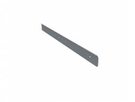 Планка торцевая для столешницы правая к кухням Столлайн