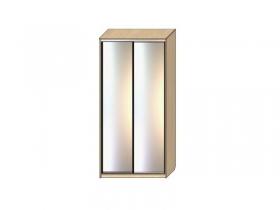 Шкаф - купе Хит 14.55 2 Двери зеркало 2400х1362х620мм