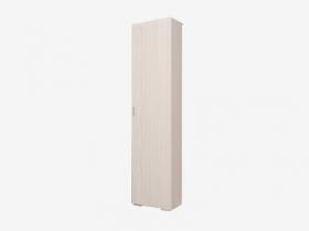 Шкаф 1 дверный Лотос ШК-813 Бодега белая