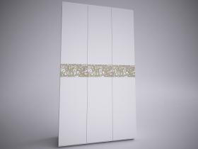 Шкаф 3-х створчатый Селена ШхВхГ 1200х2132х450 мм