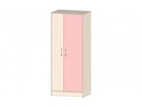 Шкаф для одежды Буратино Розовый