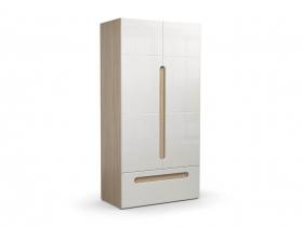 Шкаф двухстворчатый с ящиком Палермо