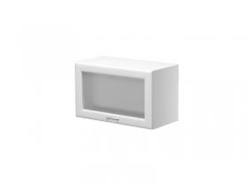 Шкаф навесной с подъёмной дверкой со стеклом Герда на 600 ШН-60-3ВГ 600х300х360