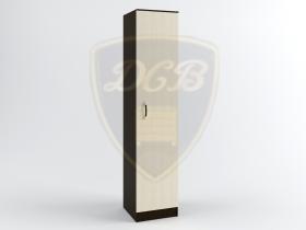 Шкаф пенал Ронда ШКР450-1 венге-дуб