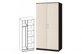 Шкаф с распашными дверями Бася ШКК 556