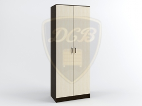 Шкаф со штангой Ронда ШКР800-1 венге-дуб