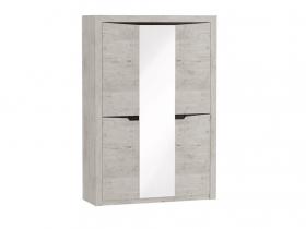 Шкаф трехдверный Соренто