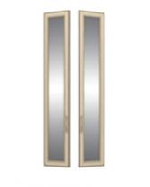 София СТЛ 3 СТЛ.098.28 Двери с зеркалом 2 шт для СТЛ.098.02-04 295х21х1580