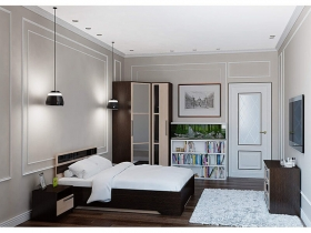 Спальня Эдем 2 Дополнительная комплектация 2