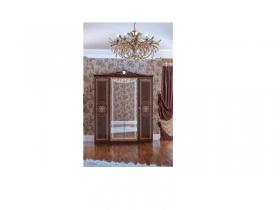 Спальня классическая Грация СГ-01 Шкаф 3-х дверный