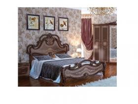 Спальня классическая Грация СГ-04 Кровать 1600