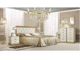 Спальня классическая Тиффани штрих золото