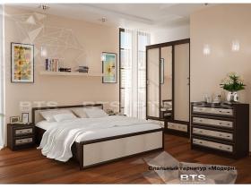 Спальня Модерн венге-лоредо
