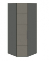 Спальня Наоми Шкаф угловой с 1-й дверью СМ-208.07.06 2181х894х894 мм