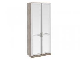 Спальня Прованс Шкаф для одежды с 2-мя зеркальными дверями СМ-223.07.004 2178х900х580 мм