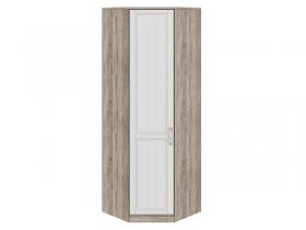 Спальня Прованс Шкаф угловой с 1-ой дверью левый СМ-223.07.006L 2178х896х896 мм