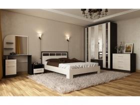 Спальня Венеция венге-дуб молочный