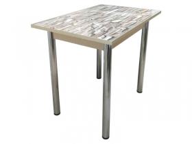 Стол обеденный прямоугольный Форт Кирпичики С003