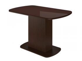 Стол обеденный Соренто шоколад глянец