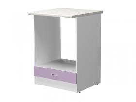 Стол под духовой шкаф Герда на 600 СДШ60-01 600х600х850 мм