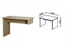 Стол-приставка к шкафу МЦН ЮН-7 Юниор-7