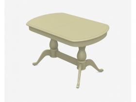 Стол раздвижной Фабрицио-2 М слоновая кость
