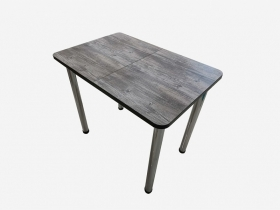 Стол раздвижной Кармен пластик сосна Пандероса-венге