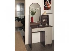 Стол туалетный Надежда М-09 ясень шимо темный-клен