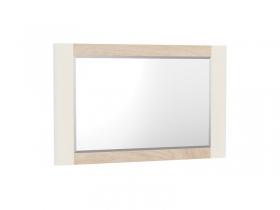 Зеркало Лея 15.29 дуб эндгрейн элегантный-миндаль